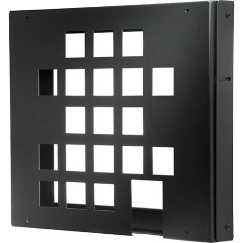 """Enclosed flat/tilt wall mount 37""""to 55"""" w/VESA 400x400"""