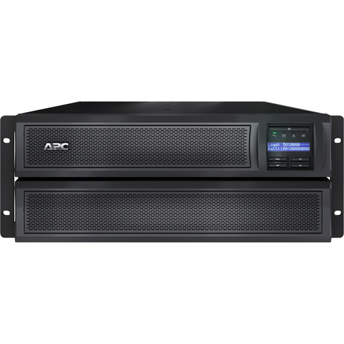 APC by Schneider Electric Smart-UPS X 2000VA Rack/Tower LCD 100-127V with Network Card