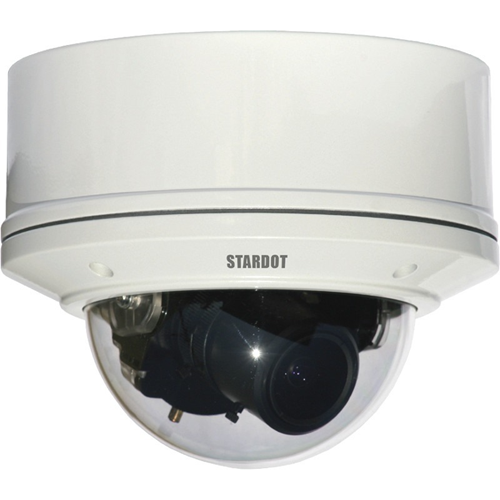 10 MEGAPIXEL DOME CAMERA, WITH 3.9-10MM LENS