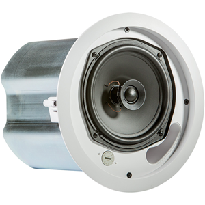 JBL Professional Control 16C/T 2-way Ceiling Mountable, Blind Mount Speaker - 100 W RMS - White