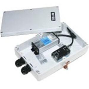 OUTDOOR IP CAMERA EXTENDED TRANSMITTER WITH SURGE