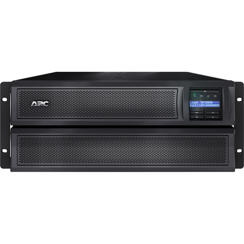 APC by Schneider Electric Smart-UPS X 2200VA Rack/Tower LCD 200-240V