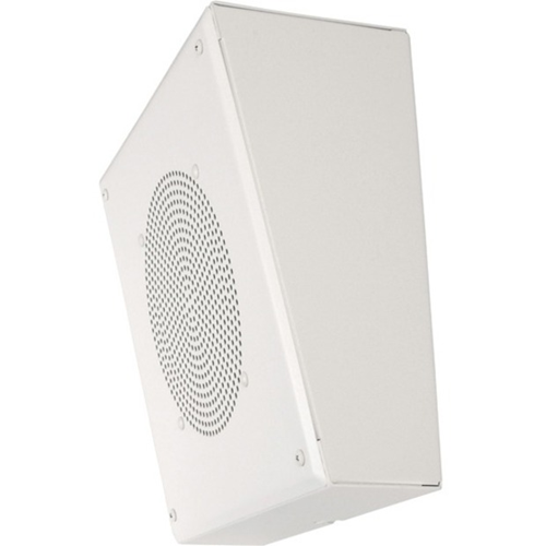 Quam SYSTEM 2 Indoor/Outdoor Surface Mount, Wall Mountable Speaker - 12 W RMS - White