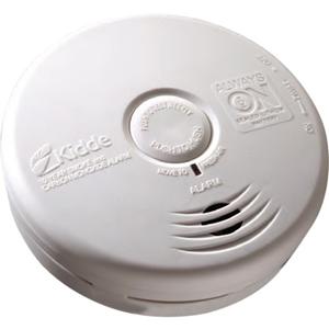 Kidde Worry-Free Kitchen Smoke and Carbon Monoxide Alarm Sealed Lithium Battery Power