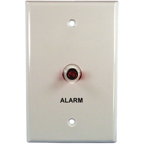 Bosch DRA-12/24 Remote Indicator Plate, 12/24V