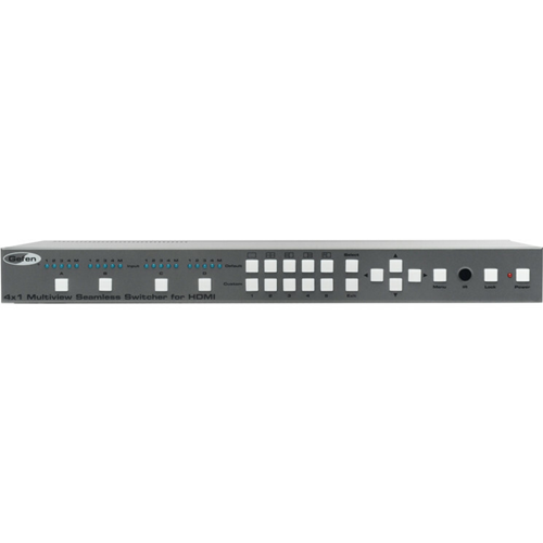 4X1 MULTIVIEW SEAMLESS SWITCHER FOR HDMI