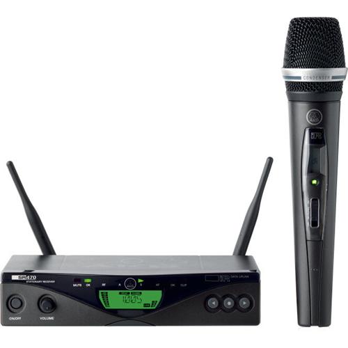 AKG WMS 470 Wireless Microphone System