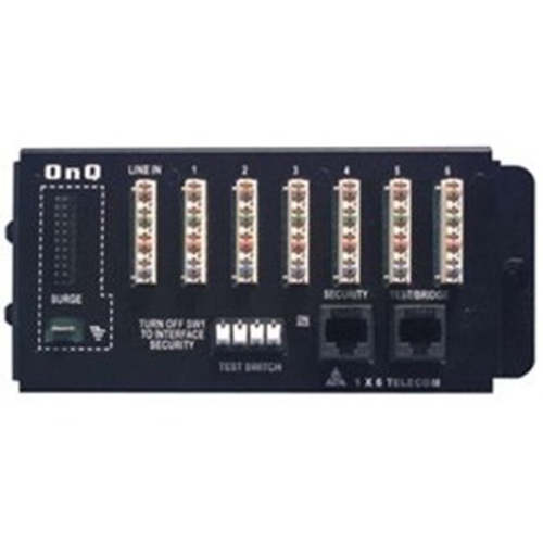 1X6 BASIC TELECOM MODULE