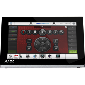 "7"" Modero S Tabletop Touch Panel"