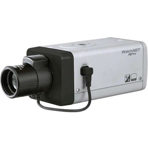 2.1MP BOX/SET CAMERA POE LENS  NOT INCLUDED
