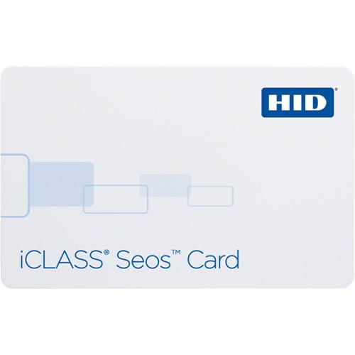 COMPST ICLASS SEOS CONTACTLESS SMART CARD 16 KB MEMORY PROG F/B