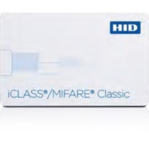ICLASS 32K MIFARE 4K PROG F/B  GLOSSY MATCH ICLASS MIFARELAM