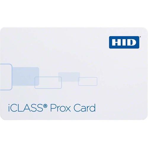 COMPST ICLASS/PROX 16K/16 CONF NON-PROG ICLASS F-GLOSS F-GLOSS
