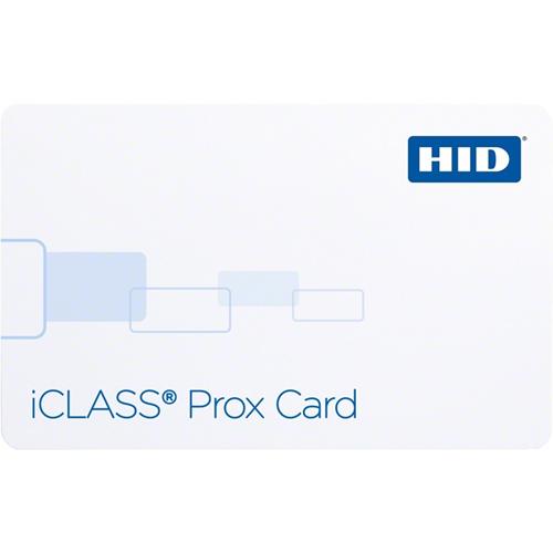 COMPST ICLASS PROX 2K/2 PROG  F/B GLOSSY MATCH ICLASS VERT SLOT