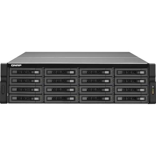 QNAP NAS TS-EC1679U-SAS-RP-US 16Bay 3U SAS SATA Intel E3-1245v2 3.4GHz 8GB RAM