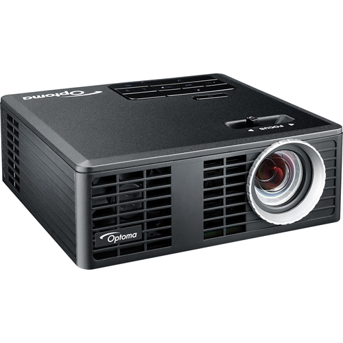 Optoma ML750 WXGA 700 Lumen 3D Ready Portable DLP LED Projector with MHL Enabled HDMI Port