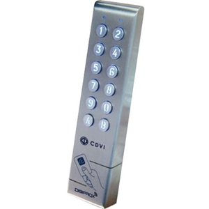 MULTI-TECHOLOGY PROXIMITY CARD READER AND KEYPAD