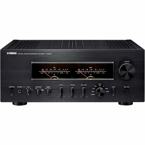 Yamaha (A-S3000BL) A/V Receiver & Amplifier