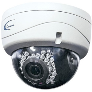 1.3 MP FIXED DOME 3.6MM LENS