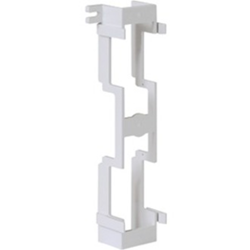 ICC Mounting Bracket for Punch-down Block - White