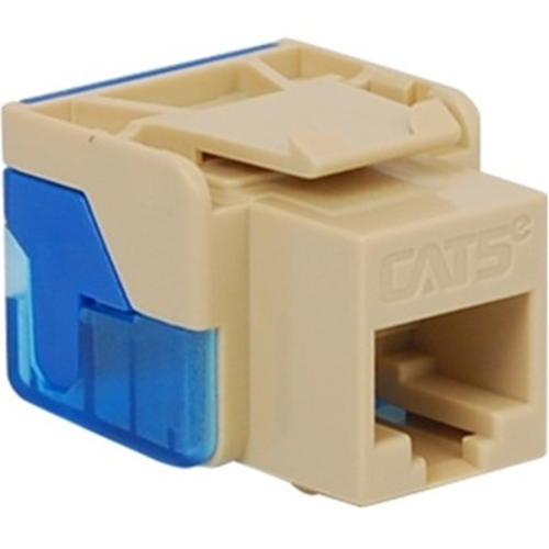 ICC Cat 5e, EZ, Modular Connector, Ivory