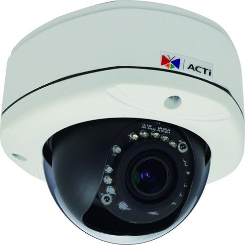 ACTi E88 1.3 Megapixel Network Camera - Dome