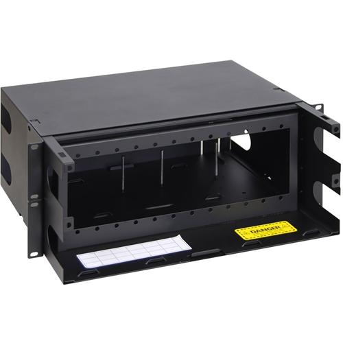 ICC 12-Panel Fiber Optic Rack Mount Enclosure