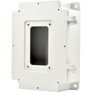 OUTDOOR JUNCTION BOX FOR 4' DOME, PTZ, SPEED DOME