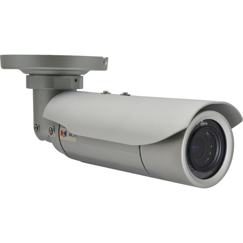 E45A 1MP IP Bullet Camera with Superior WDR, Audio Support and 2.8 to 12mm Varifocal Lens