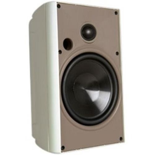 Proficient Audio AW650 2-way Indoor/Outdoor Speaker - 150 W RMS - White