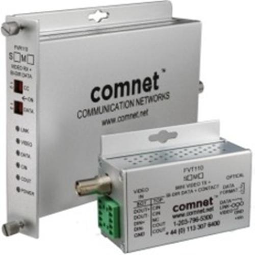 ComNet Video Transmitter/Data Transceiver