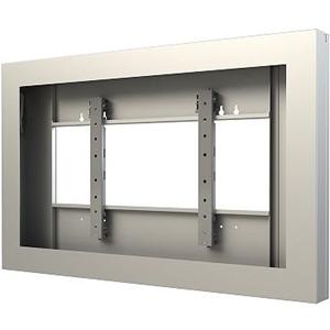 Peerless-AV KIL642-S Wall Mount for Flat Panel Display, Media Player, Fan - Silver