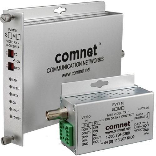 ComNet Mini Video Transmitter/Data Transceiver