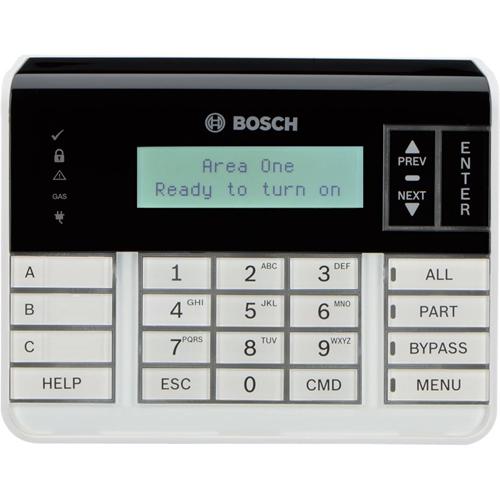 Bosch B920 Two-line Alphanumeric Keypad (SDI2)