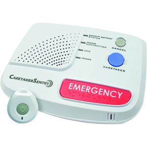 LogicMark CaretakerSentry 40911 Personal Emergency Response Communicator