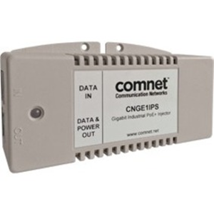 ComNet Power Over Ethernet (PoE+) Midspan Injector For 10/100/1000T(X)
