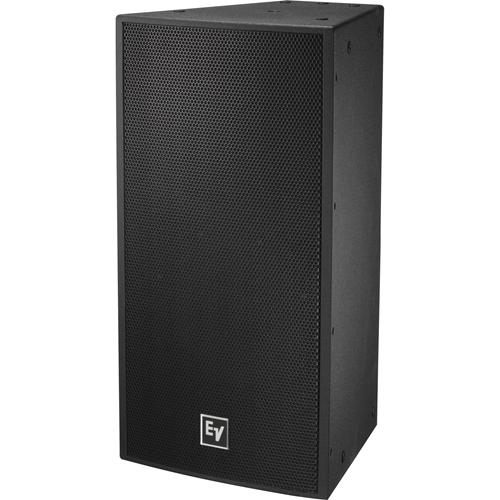 Electro-Voice 2-way Outdoor Speaker - 600 W RMS - Black