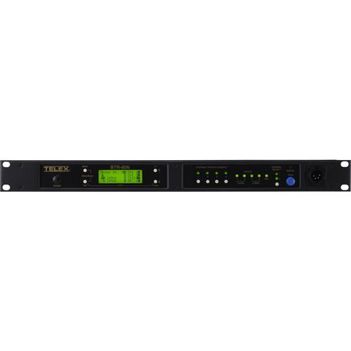 RTS Narrow Band 2-Channel UHF Synthesized Wireless Intercom System