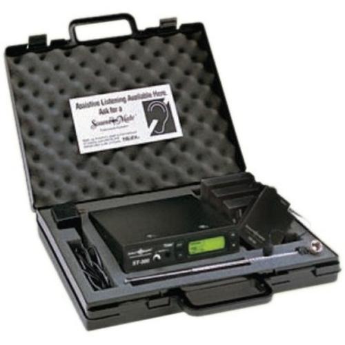 Telex SoundMate SM-2 Wireless Microphone System