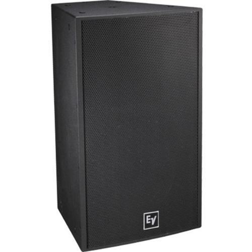 Electro-Voice 2-way Speaker - 500 W RMS - Black