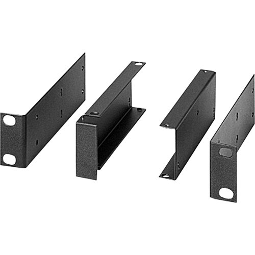 DUAL RACK MOUNT KIT MOUNTS 1/2 RACK COMPONENTS IN CENTER OF 19IN RACK. INCLUDES
