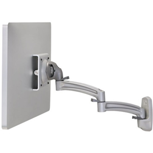 Chief KONTOUR K2W120S Mounting Arm for Flat Panel Display - Silver