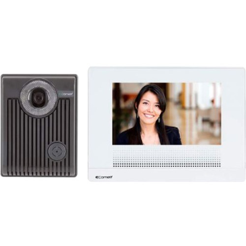 VIDEO INTERCOM KIT WITH 7' MONITOR