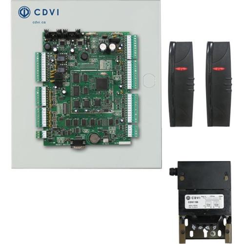 CDVI 2-Door Controller Kit