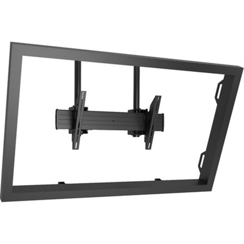 EXTRA LARGE, DUAL COLUMN, CEILING MOUNT