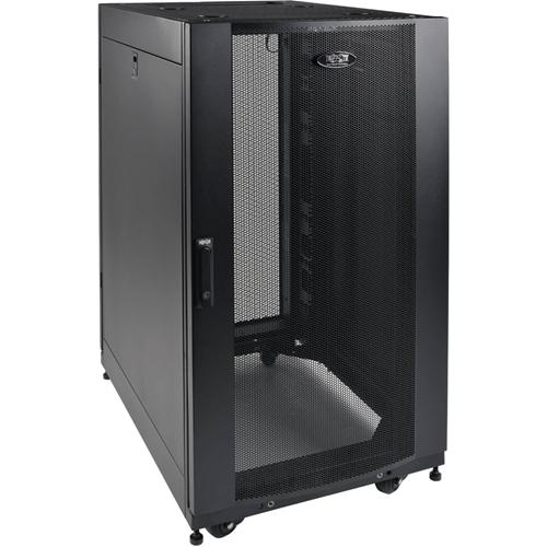 Tripp Lite 25U Rack Enclosure Server Networking Cabinet Shallow Depth