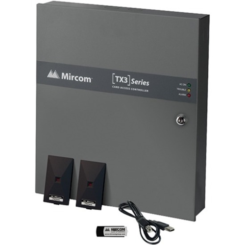 TWO DOOR CONTROLLER KIT WITH IP CAPABILITY