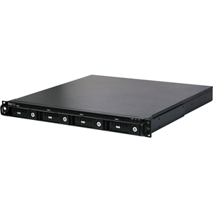 NT-4040R Titan Enterprise 4-Channel 1U Rack-Mountable H.264 250 Mb/s 4-Bay Network Video Recorder (4TB)
