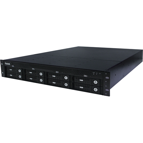 NT-8040R Titan Enterprise 4-Channel 2U Rack-Mountable H.264 250 Mb/s 8-Bay Network Video Recorder (4TB)
