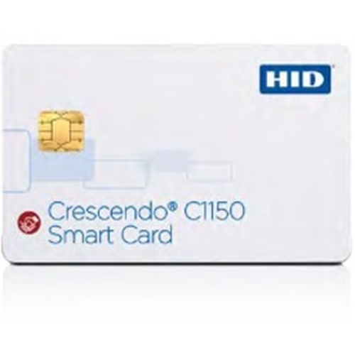 C1150 CRESCENDO NON PROG ACCESS CARD CONTACT PKI CHIP MIN 25